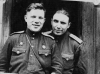 Тенегин Евгений Андреевич и друг