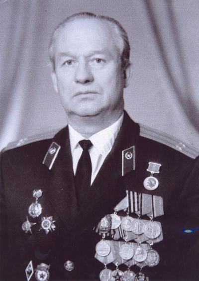 Степанов Юрий Фролович