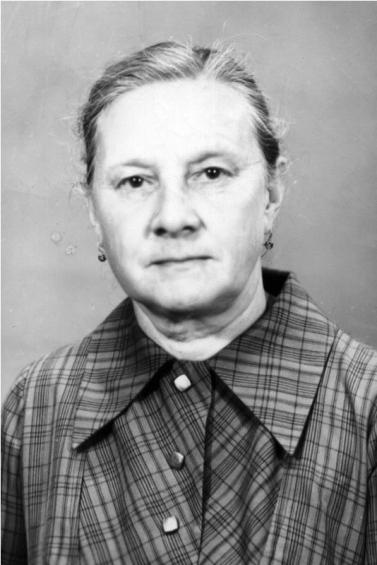 Смагина Мария Яковлевна