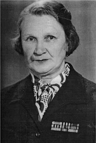 Калинина Анна Михайловна