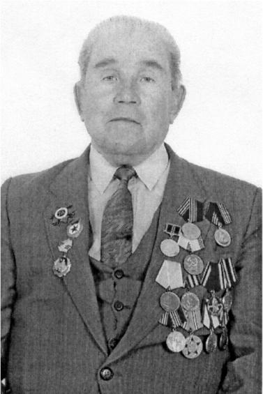 Сметанин Лука Дмитриевич